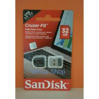 SANDISK FLASHDISK 32 GB CRUZER FIT CZ33 / FLASH DISK 32GB CZ 33