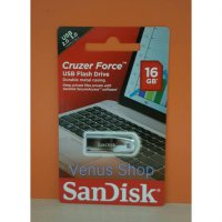 SANDISK FLASHDISK 16GB CRUZER FORCE CZ71 / MEMORY FLASH 16 GB CZ 71