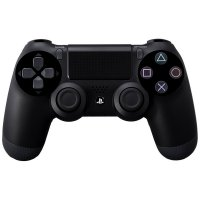(Promo Gajian) Dualshock 4 Wireless Controller (Joystick PS4 Original - Hitam/Black)