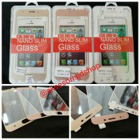 Anti Gores Kaca Tempered Glass Oppo F1 Plus F1+ R9 Full Body Gold