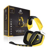 Corsair VOID Wireless Dolby 7.1 RGB - Special Edition Yellow Jacket
