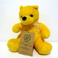 Boneka Teddy Bear Lemon Bear Original Sasha s Company