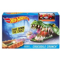 [Dijamin] HOTWHEELS CROCODILE CRUNCH