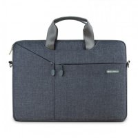 GEARMAX WIWU GM4229MB15.4-15.4 Inch Grey Laptop Shoulder Bag