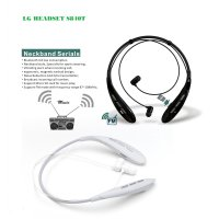 Bluetooth Stereo Headset LG S840 T