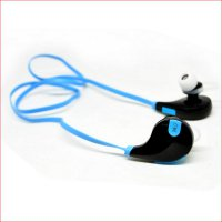 [Ready] Mini Gym Sport Bluetooth Earphone with Microphone - QY7