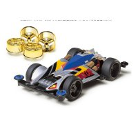 [Recommended] TAMIYA 94962 Tiger Zap w/ Gold Plated Wheel Super TZ Chassis / KIT
