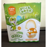 [High Quality] Kandang Hamster / Pet Doctor Egg Shape Cage Hamster House 002979