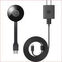 Alat Multimedia Player Google Chromecast 2 (2015) HDMI Streaming Media Player