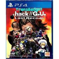 [Sony PS4] .Hack//G.U. Last Recode