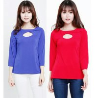 [BLOUSE] COVINGTON WOMEN OBLOUSE BRANDED