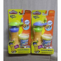JEMPOL Cetakan PlayDoh Confetti Maker Play Doh ORIGINAL (BUKAN Fun Doh)