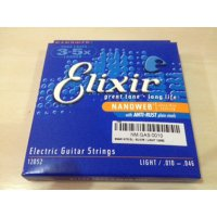 [Ready] Elixir 12052 Nanoweb Light .010 - .046 Electric Guitar Strings