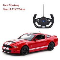 [globalbuy] New 1/14 Ford Mustang GT500 shelby rc car classic need for speed model drift t/1252427