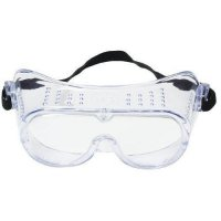 3M Safety Impact Goggle 332 , Clear Lens - Kaca Mata Safety
