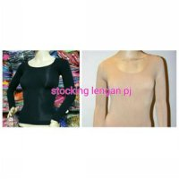 [BLOUSE] BODY STOCKING LENGAN PANJANG