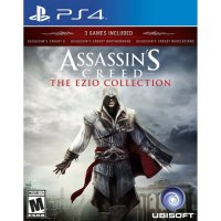 (Gold Product) PS4 ASSASSINS CREED THE EZIO COLLECTION REG 3 ASIA ENGLISH