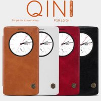 LG G4 Flip Leather View Cover NILLKIN QIN Case