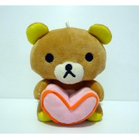 Boneka Bear Love Lucu Import Doll