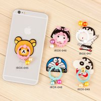 Cartoon iRing Bandul/Ring HP/Ring Stand/ Phone Holder Karakter Seri 11