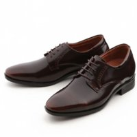 [MOODA] 2016 New Korean Trendy Fashion Business Men Shoes/MORDERNStringHigh Brown