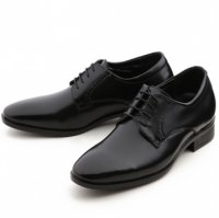 [MOODA] 2016 New Korean Trendy Fashion Business Men Shoes/MORDERNStringHigh Black