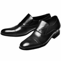 [MOODA] 2016 New Korean Trendy Fashion Business Men Shoes/CHICSlip Black
