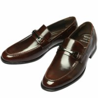 [MOODA] 2016 New Korean Trendy Fashion Business Men Shoes/BAY직 Brown