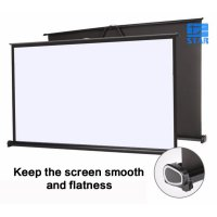 Layar Proyektor Portable 40' Screen Projector Portable uc40 uc46 eug600d C6