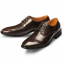 [MOODA] 2016 New Korean Trendy Fashion Business Men Shoes/DUKE Brown