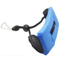 ABSEE Waterproof Floating Hand Strap for Camera GoPro / Xiaomi Yi - Blue