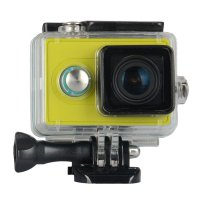 KingMa Underwater Waterproof Case IPX68 40m for Xiaomi Yi Sports Camera - Black