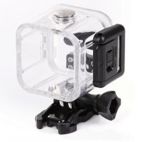 Underwater Waterproof Case IPX68 45m for GoPro Hero 4 Session And GoPro Hero 5 Session - Black