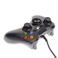 Gamepad USB XBOX 360 - Black
