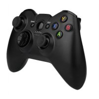 Wireless Gamepad Joystick for Smartphone,Tablet, Smart TV And PC - Black