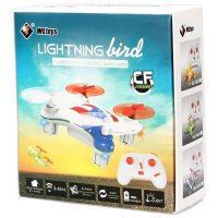 WL Toys V-676 RC QUADCOPTER DRONE RTF Headless Mode LIGHTNING BIRD