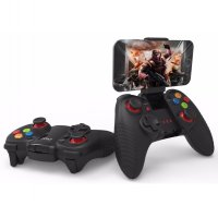 Ipega Dark Knight Wireless Bluetooth Gamepad for Android and iOS - PG-9067 - Black