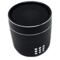 Mini Portable Bluetooth Speaker - WTS PTH-02 - Black