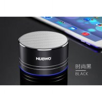 NUBWO A2 PRO HiFi Portable Bluetooth Speaker - Black