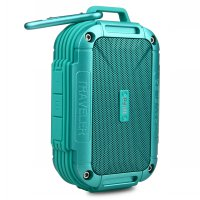 MIFA Waterproof Bluetooth Speaker with Carabiner - M7 - Blue