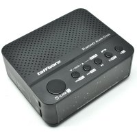 Taffware Jam Alarm Dengan Speaker Bluetooth - KD-66 - Black