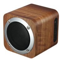 Wooden Mini Bluetooth Speaker - Multi-Color