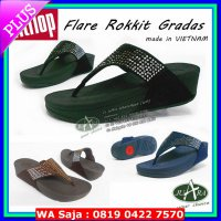 #Sandal fitflop rokit gradas flare , fitflop flare , fitflop , sandal fitlop