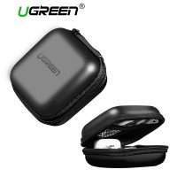 UGREEN Case Earphone EVA - LP128 - Black