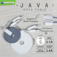 HIPPO JAVA Cable/Kabel Micro USB 180cm QUICK CHARGEDATA Samsung,Xiaom