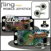 oystick Mobile Legend Mini Fling Handphone For Android iPhone (DUAL