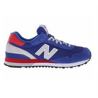 New Balance ML515CCA Original Blue Casual Sneakers Sepatu Lari (Not Nike Adidas Reebok)