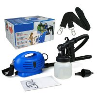 Paint Zoom Spray Gun Elektrik - Paint Spray - Alat Semprot Cat Listrik