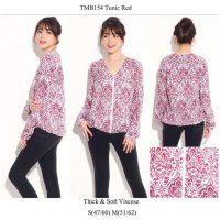 [BLOUSE] TOM TAILOR TUNIC BLOUSE BRANDED