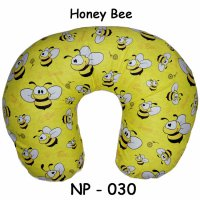 Cherry Bantal Menyusui Motif Honey Bee / Nursing Pillow